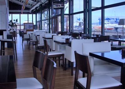Cafetería-Restaurante Club Náutico de Sada