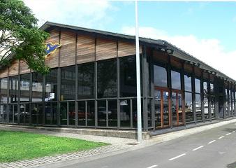 Sede Social y Cafetería Restaurante, Club Náutico de Sada