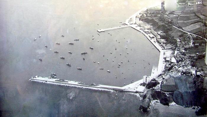 Vista aerea de Sada