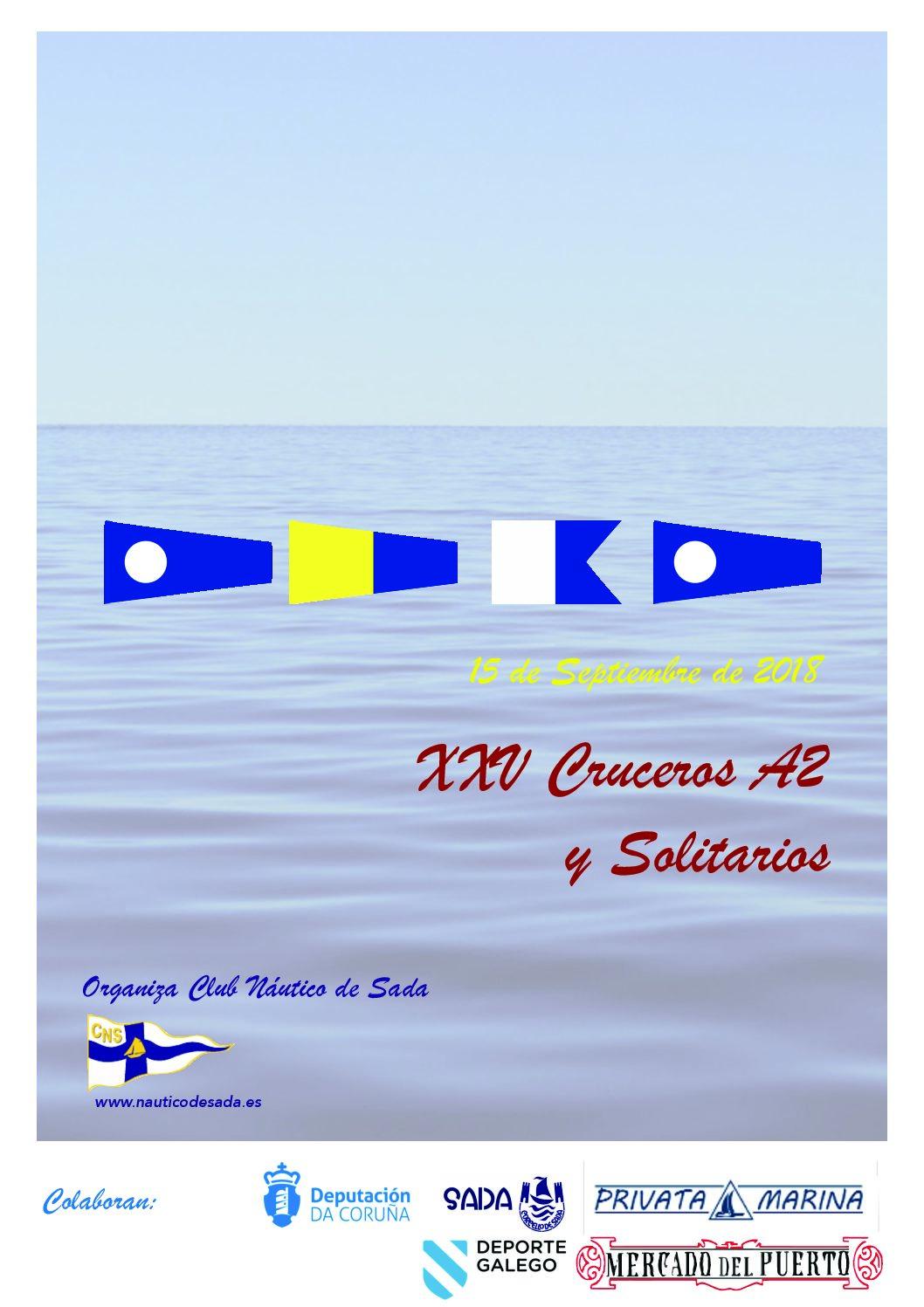 XXV Cruceros A2 y Solitarios